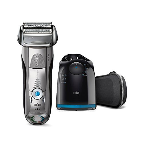 Braun Series 7 7898cc Men S Electric Foil Shaver Wet And Https Www Amazon Co Uk Dp B01in8lboy Ref Cm Sw R Pi Electric Shaver Men Braun Shaver Foil Shaver