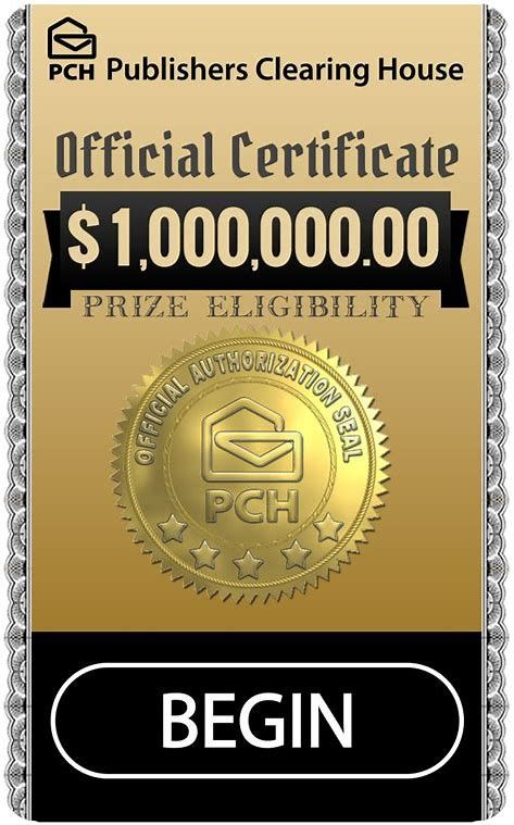 about com sweepstakes one entry image result for 10 million dollar pch sweepstakes entry 3509