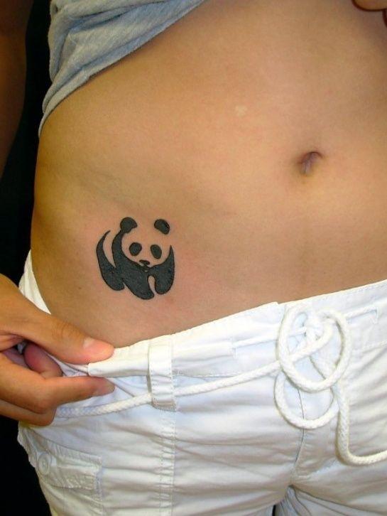 14310ab1a Cute Panda Tattoo | Tattoos for Girl | Tattoos, Bear tattoos, Cool ...