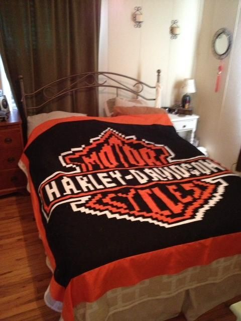 Harley Davidson Quilts Quilt By Hideshobby Quilting Ideas