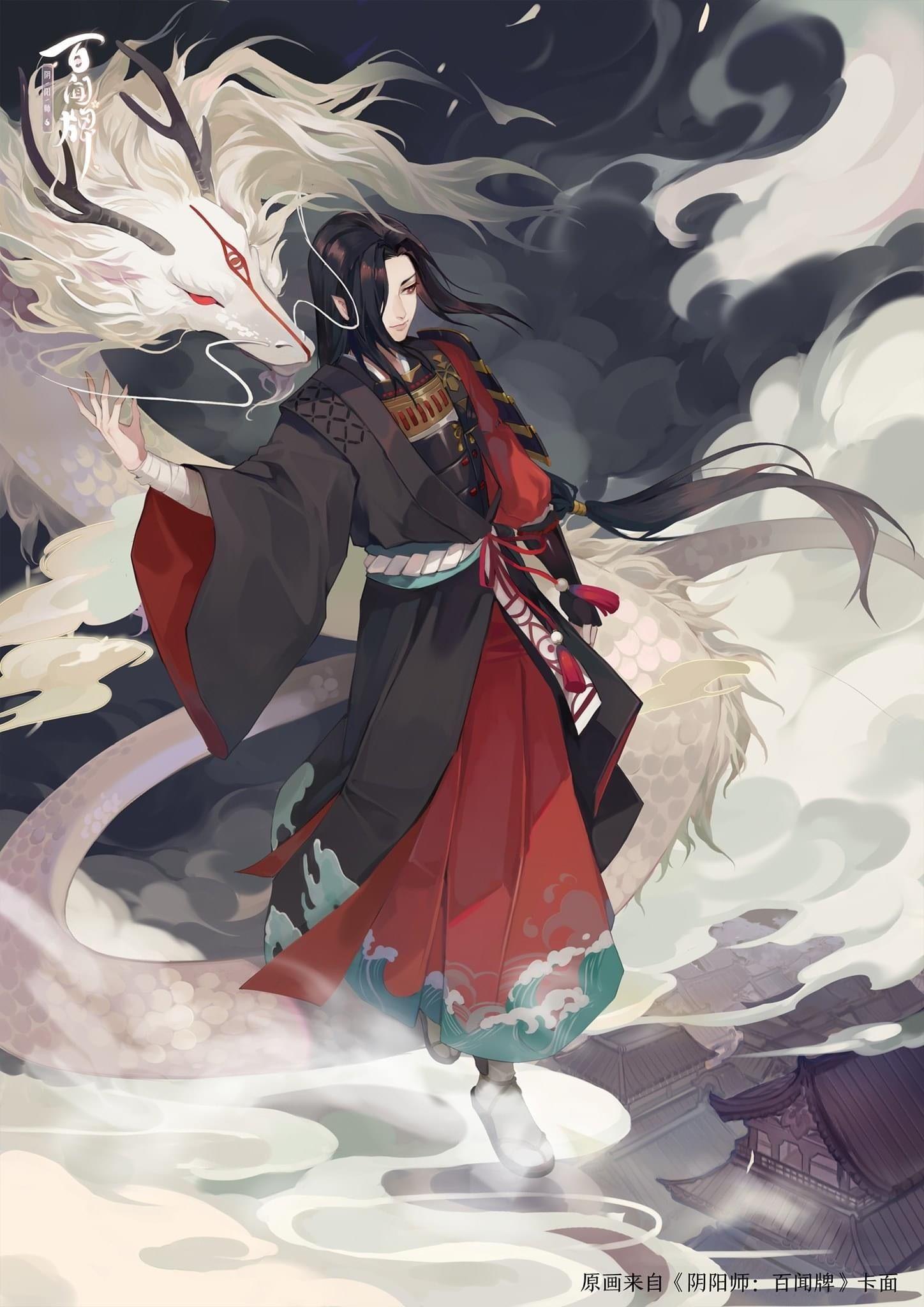 Ghim của 血岸 trên Âm dương trong 2020 Anime, Âm dương
