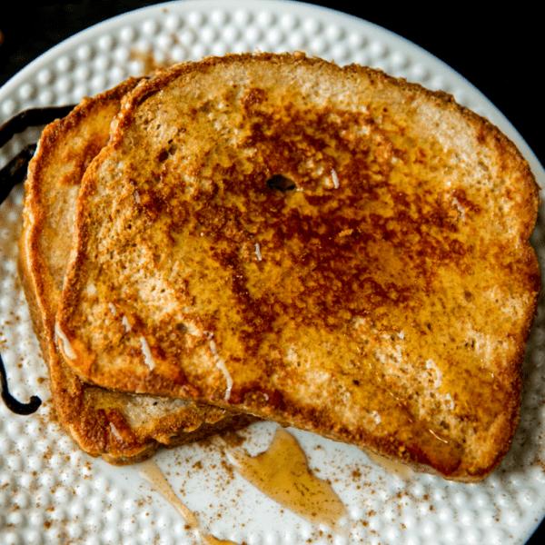 Vanilla French Toast Idealshape Vanilla French Toast Vanilla French Toast Recipe French Toast Recipe