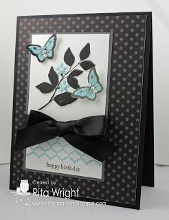 Rita's Creations: Happy Birthday, Kathy!