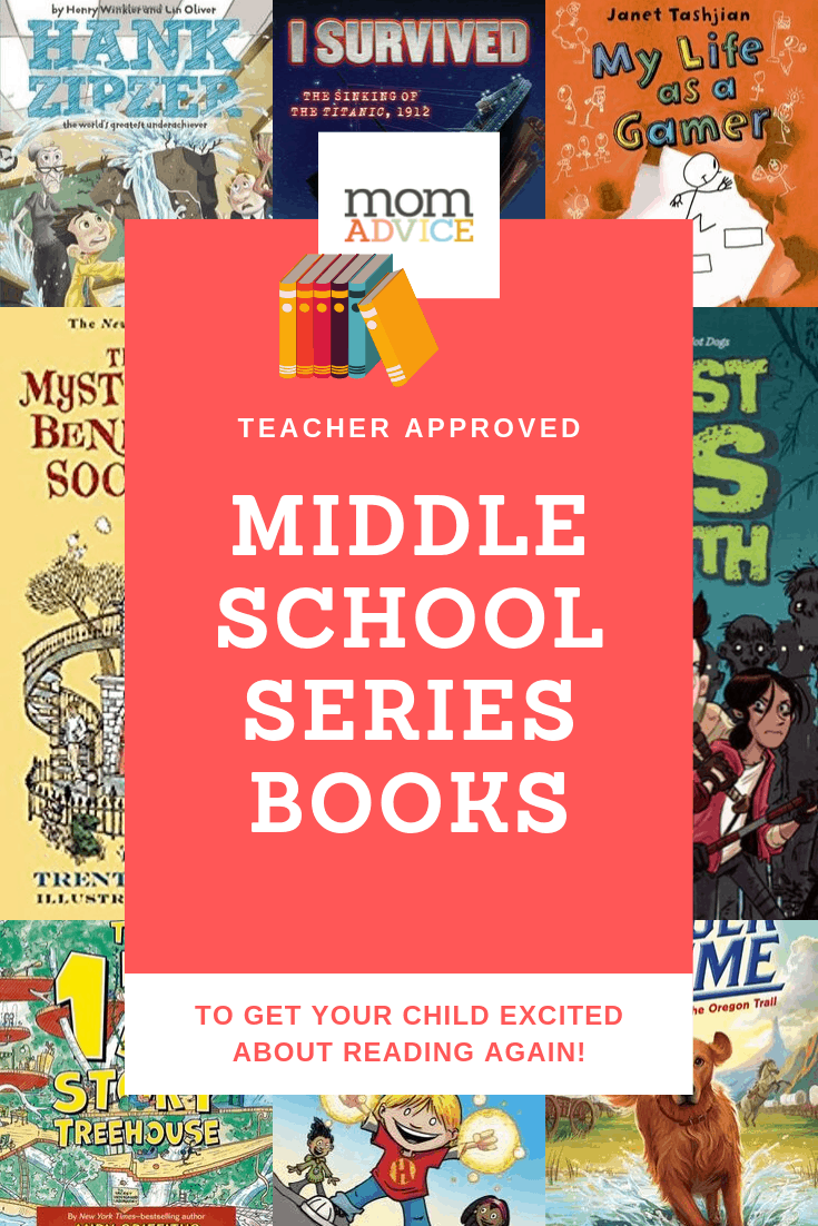 8 Series to Get Your Middle Grade Child Excited about Reading is part of Middle school books, Middle grade books, Middle school series, Middle school reading, Middle grades, Books for autistic children - Are you looking for the next great middle school book series  Check out these incredible middle school reading series recommendations from a teacher  These great books will get your middle grade child reading again  I can't wait to check out these books for my own daughter from this teacherapproved book list for young readers  One […] Pin It