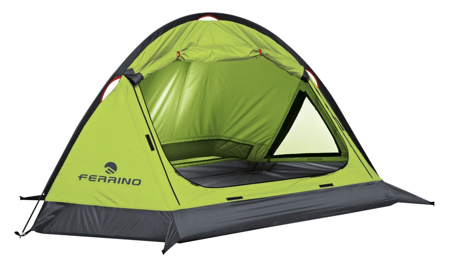 Ferrino MTB Especially for Cycle Touring – Green, 2 Persons by Ferrino