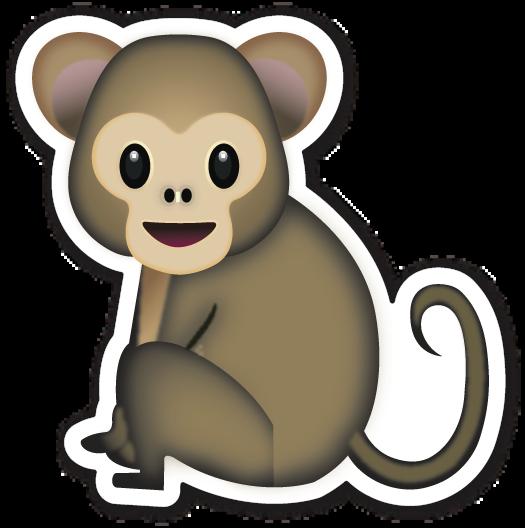 Monkey Monkey Emoji Monkey Emoji Wallpapers Monkey Stickers