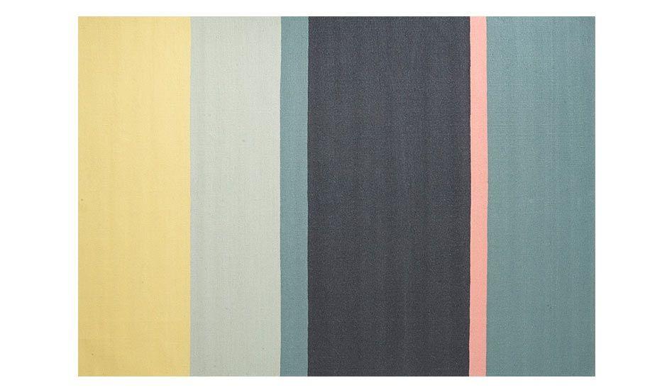 MONOQI | 170x240 Lux Teppich - Gelb