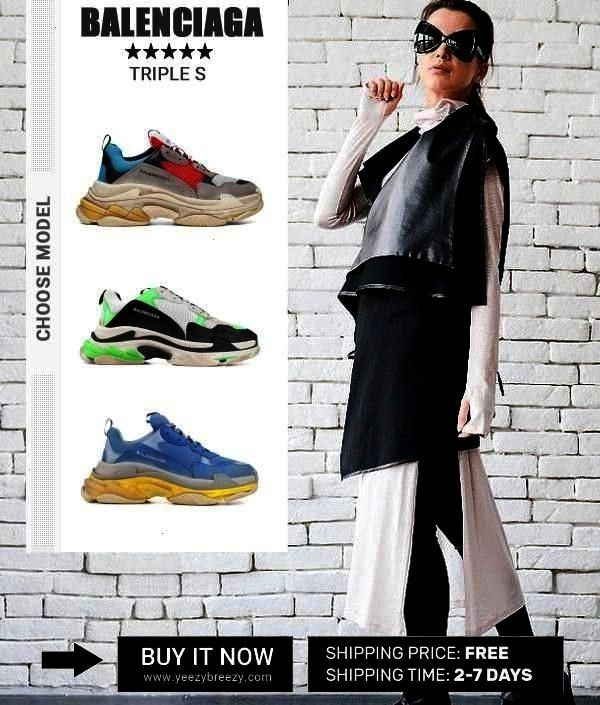 size Balenciaga Triple S Trainers Red  Blue at the best priceFor sale womens size Balenciaga Triple S Trainers Red  Blue at the best price How to get authentic Gucci Ace...