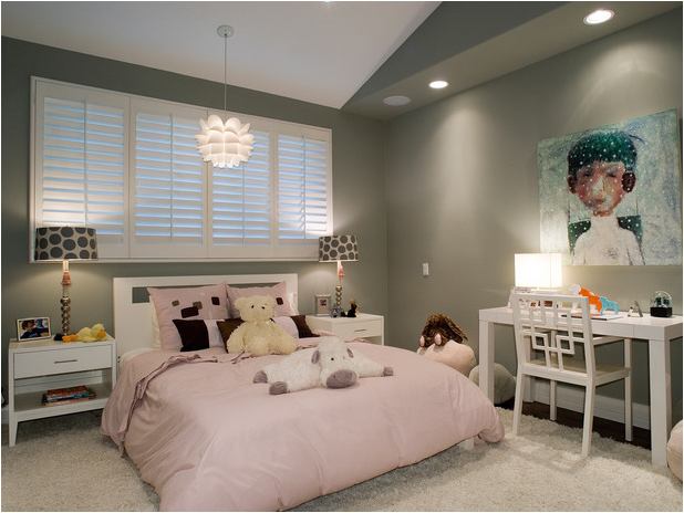 Teen girls bedroom designs idea : pictures-of-teenage-girl-rooms - designwebi.com