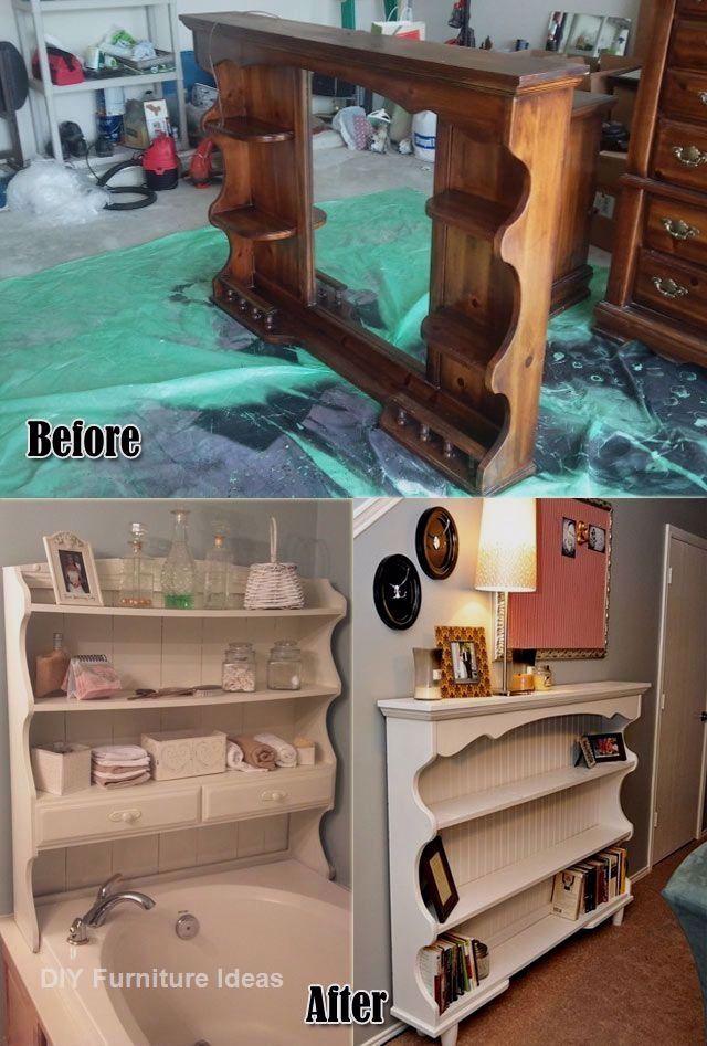 Creative DIY Furniture Repurpose Ideas