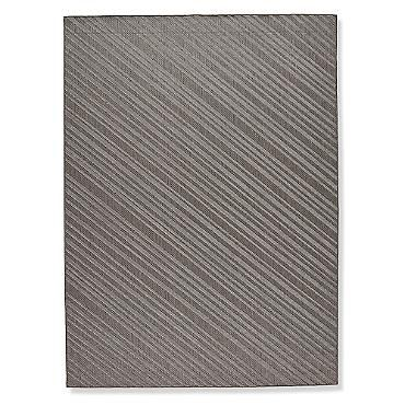 Chinoiserie Monroe Diagonal Stripe Outdoor Rug