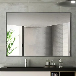 Overstock Com Online Shopping Bedding Furniture Electronics Jewelry Clothing More Large Bathroom Mirrors Modern Bathroom Mirrors Bathroom Vanity Mirror