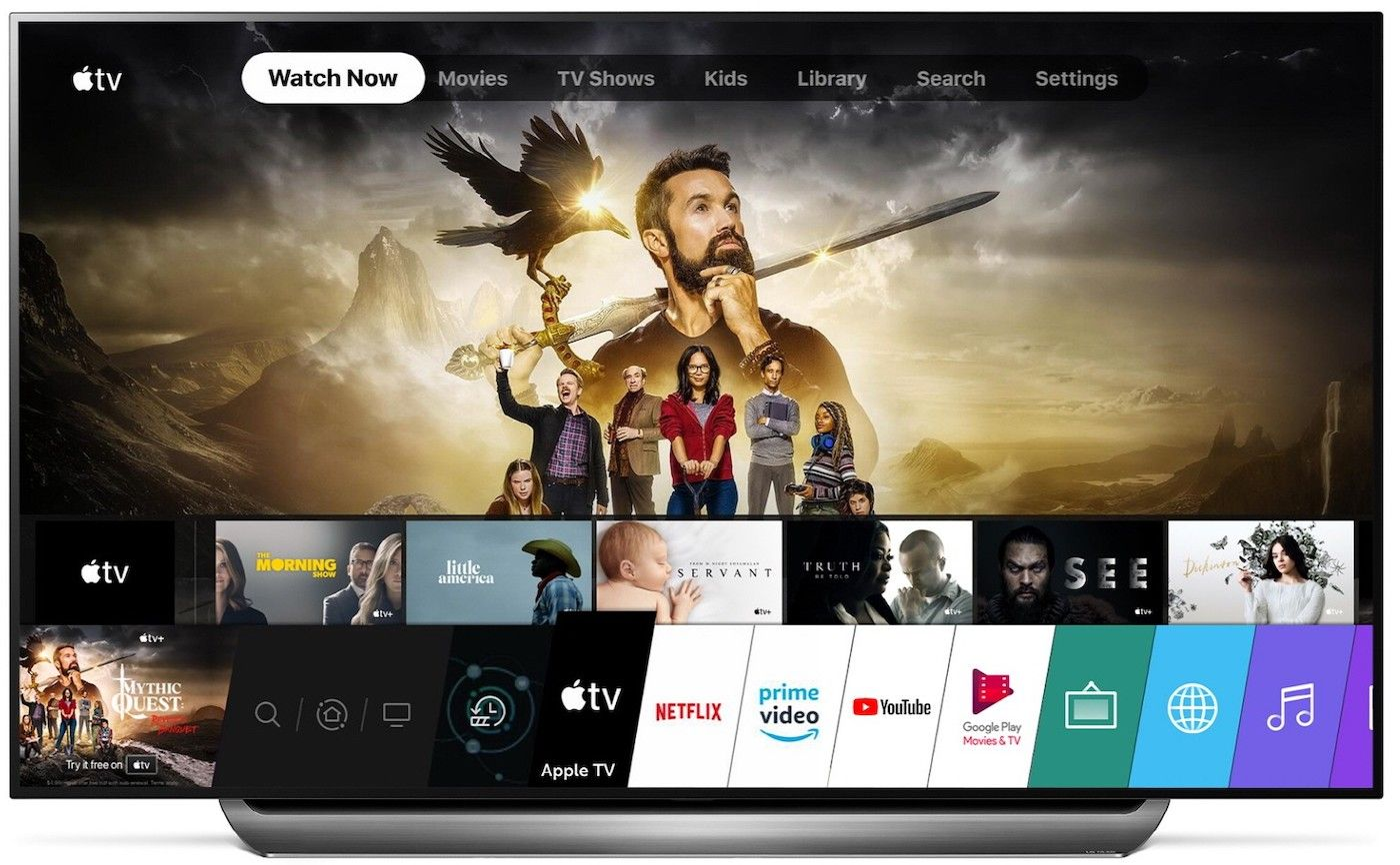 Lapplication Apple TV va supporter le Dolby Atmos sur les