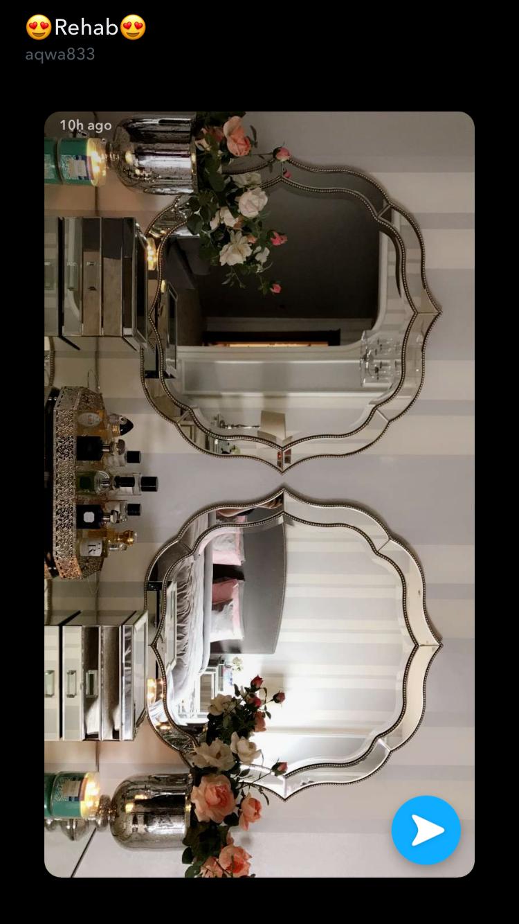 Pin By Nada Ali On Decor Contemporary Wall Mirrors Decor Home Decor Furniture