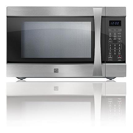 349 Kenmore Elite 1 5 Cu Ft Countertop Microwave W Convection