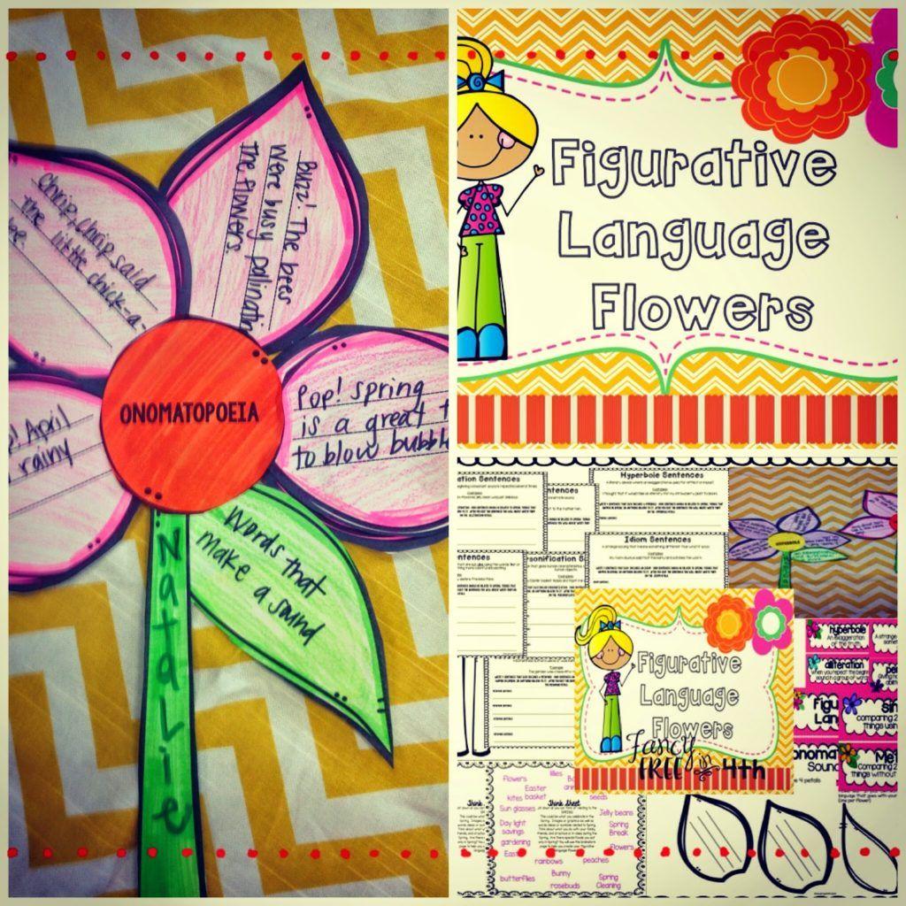 Figurative Language Flowers