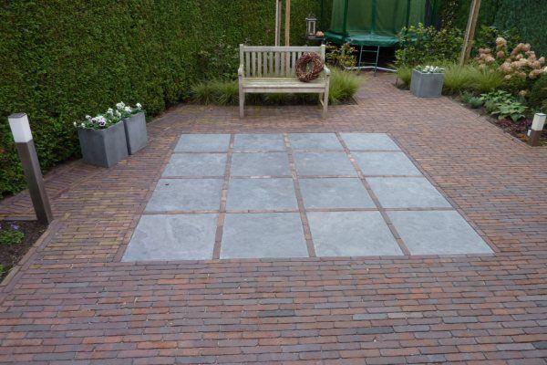 Natuursteen Tegels Tuin : Keramische tegels tuin inspirerend best natuursteen tuin