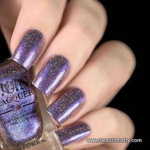 F.U.N. Lacquer- 2016 Spring- Siberian Squill