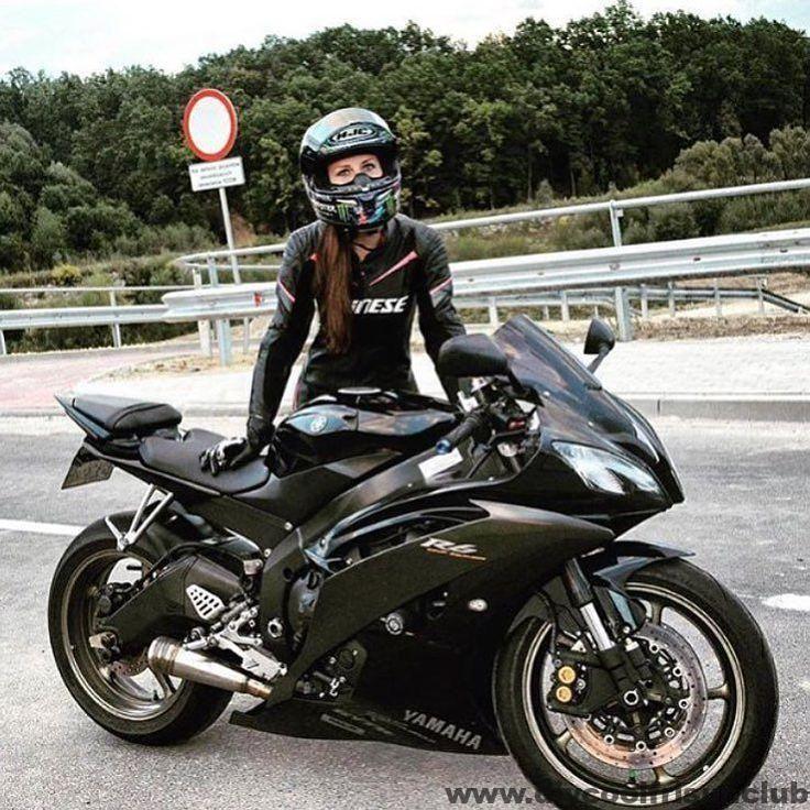 Top 10 Motorräder für Frauen nach Zahlen | Dziewczyna na