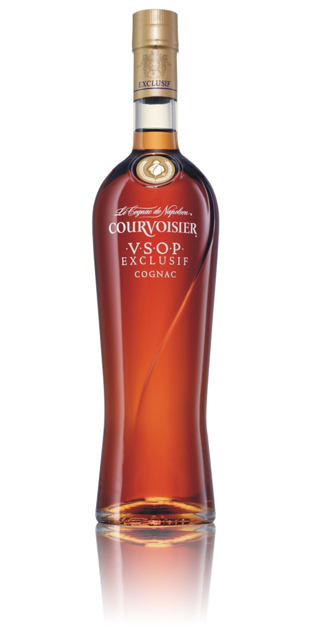 Courvoisier Vsop Exclusif Wine Bottle Alcohol Wines
