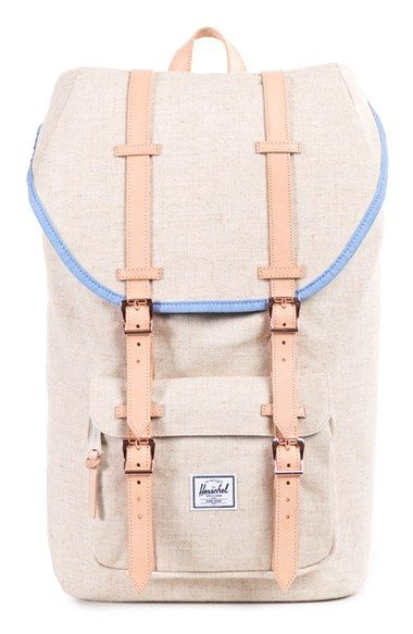 191791f6653d Herschel+Supply+Co.+ Little+America+-+Hemp +Backpack+available+at+ Nordstrom