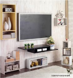 Mobile Site Tv Cabinet Modern Brief Furniture Wall Mounted Tv Cabinet Set  Top Box Cabinet