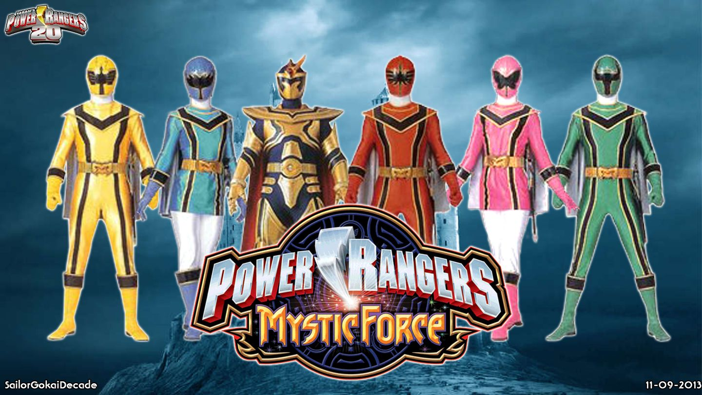 power ranger mystic force | Power Rangers Mystic Force WP ...
