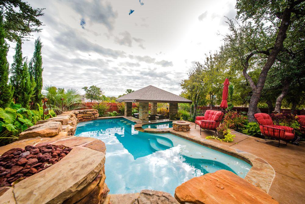 Austin Custom Pool Photo Gallery | Luxury Signature Pools San ...