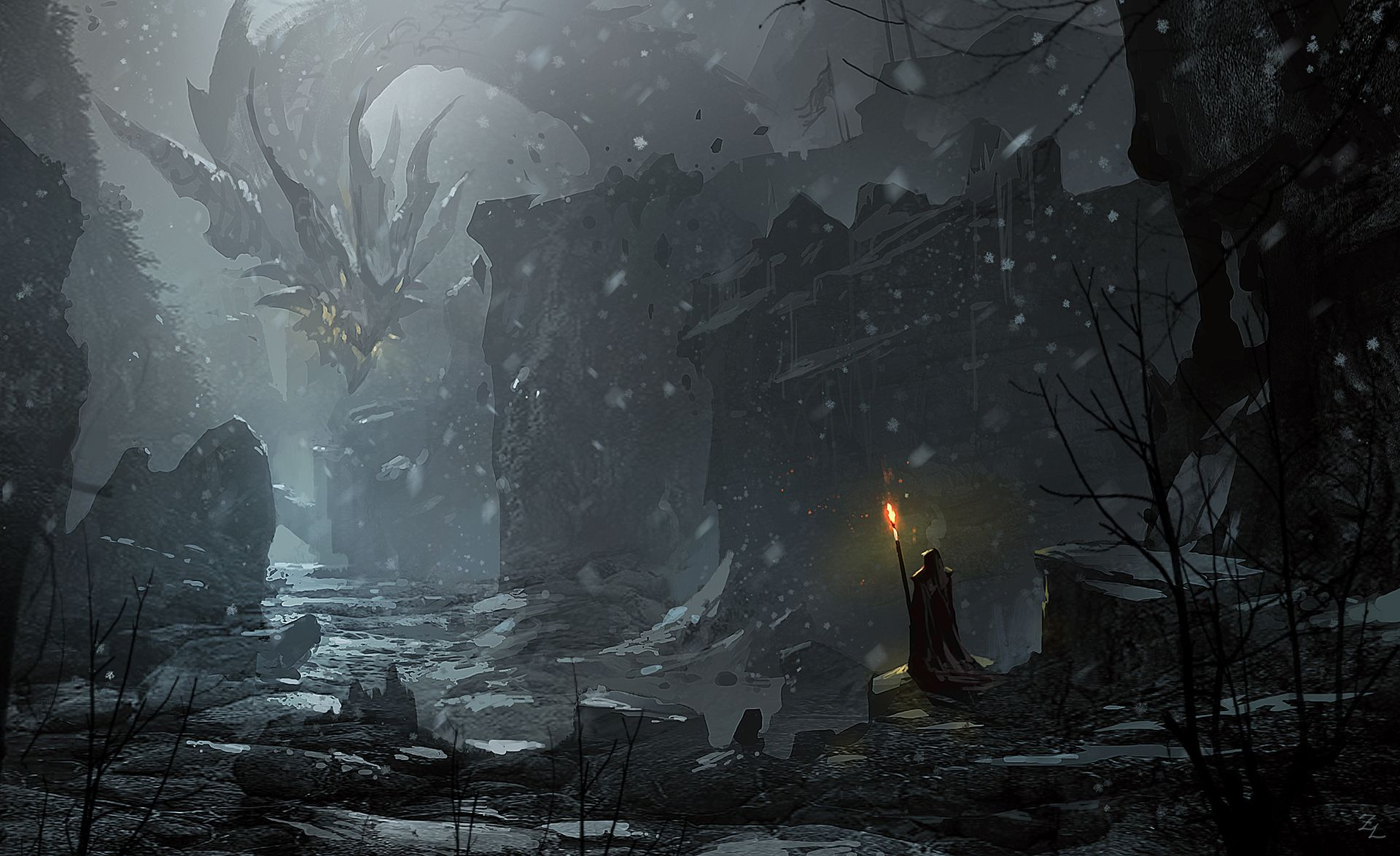 View Download Comment And Rate This 1920x1175 Fantasy Art