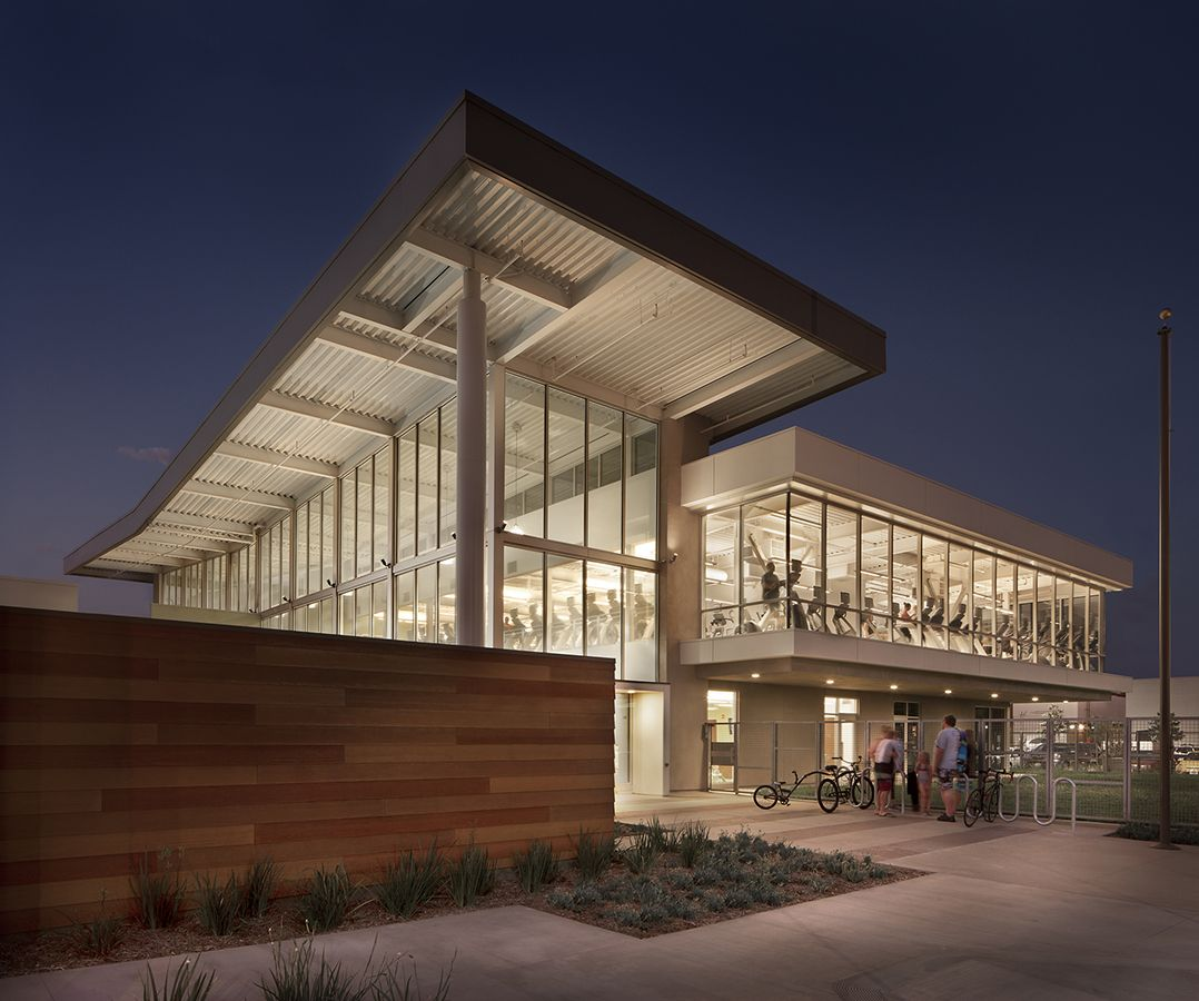 Weingart Lakewood Family Ymca Lakewood Ca Studio One Eleven House Styles Architecture Design