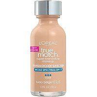 L'Oréal True Match Super-Blendable Foundation Makeup | Ulta Beauty