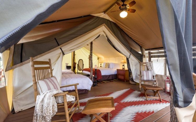 Best Glamping Holidays Resorts In America For Luxury Camping Lovers In 2020 Glamping Resorts Go Glamping Luxury Camping