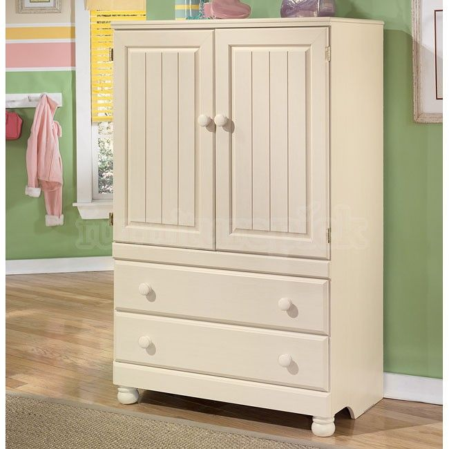 Cottage Retreat Armoire By Ashley Furniture