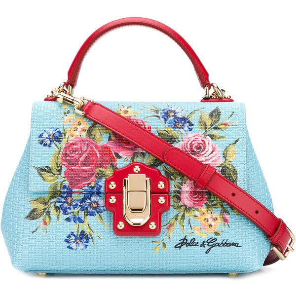 Lucia tote - Red Dolce & Gabbana
