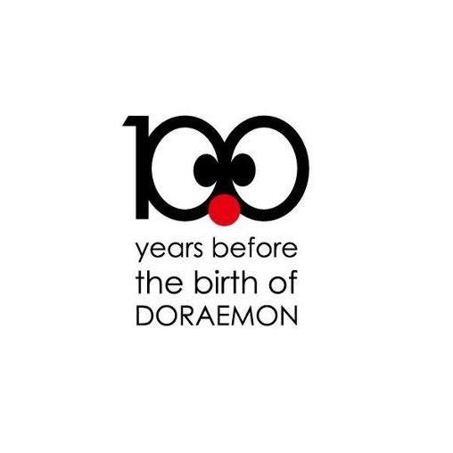 Haoppy birthday 100 years before the birth of DORAEMON.