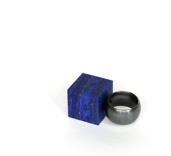 Warwick Freeman #ring #oxids #lapislázuli