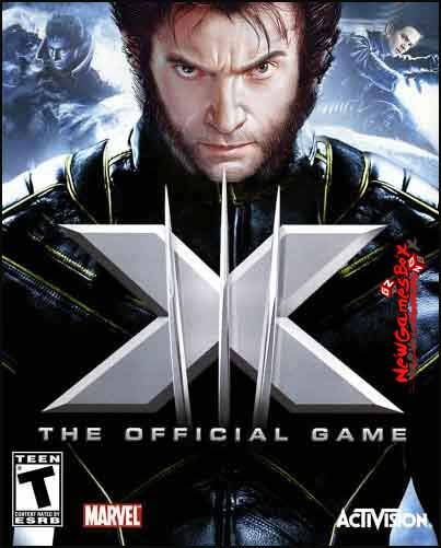 X Men The Official Game Pc Game Free Download Full Version Pc Link X Men Gamecube Games Xbox 360 Games