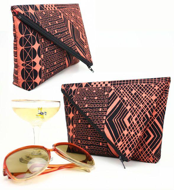 Hello Sugar Cane: UK Handmade Autumn 2012 : Envelope Clutch Giveaway