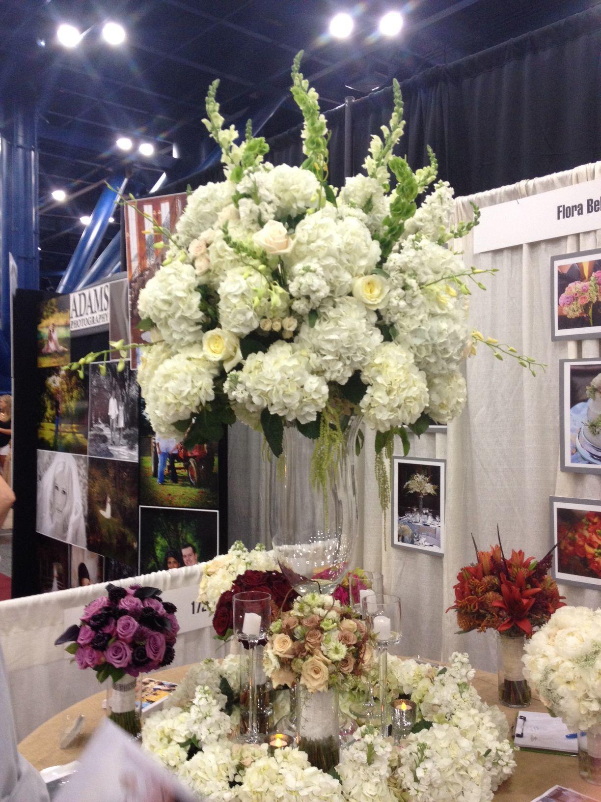 Large Centerpiece Idea Large Centerpiece Floral Display Centerpieces