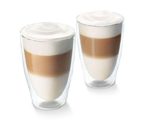 2 Latte Macchiato Gläser #lattemacchiato