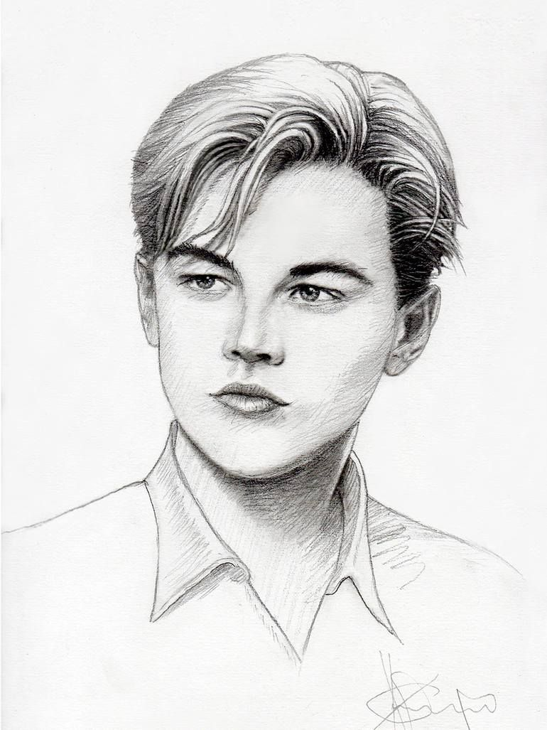 Celebrity Drawings Portrait Drawing Realistic Drawings