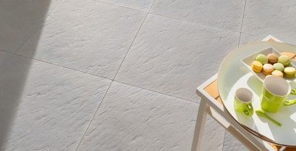 Névada Is A Product For Ouside Tiles Of Brand, A Leading French  Manufacturer Of Reconstituted Natural Stone