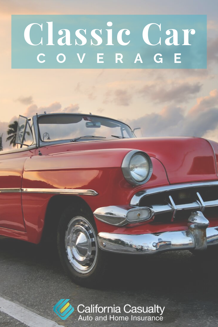 Did You Know Classic Cars Need Special Coverage Classic Cars