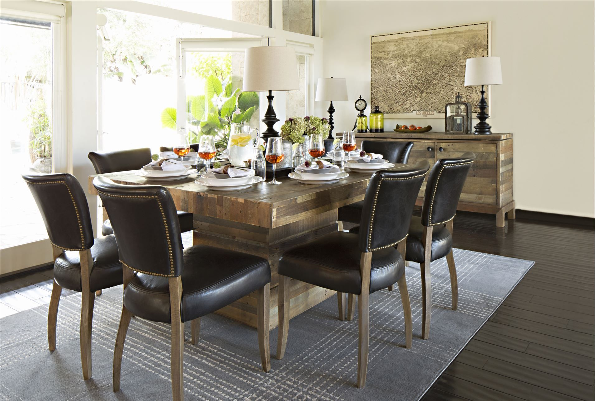 Tahoe Ii 58 Inch Square Dining Table Dining Room Small Square
