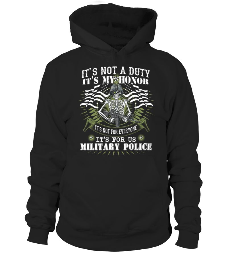 Military Police Shirt Hoo Funny T Best