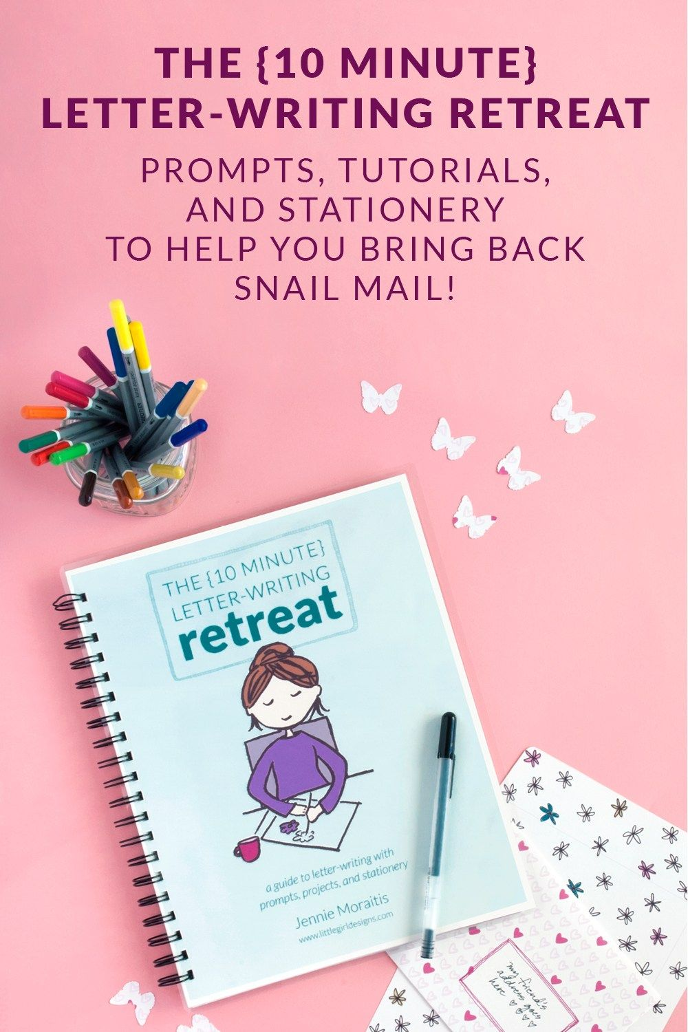 the 10 minute letter writing retreat