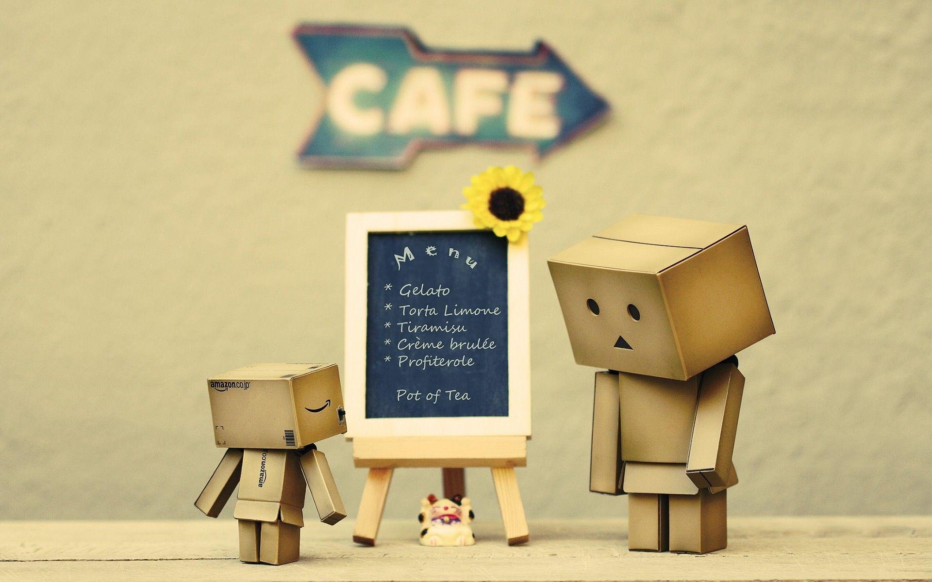 Un Petit Cafe ダンボー ダンボ