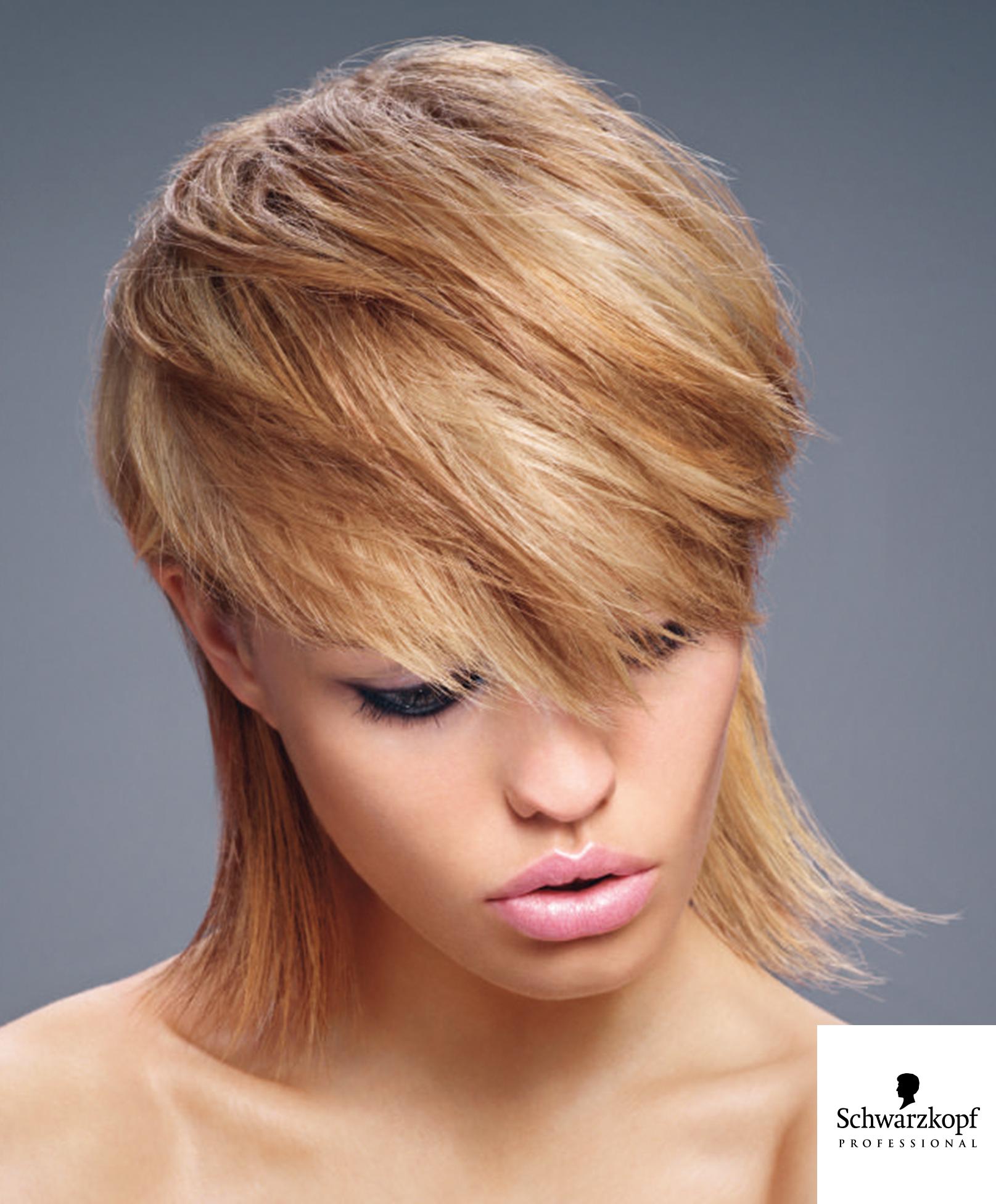 Essentiallooks undone glamour coupes et couleur pinterest glamour