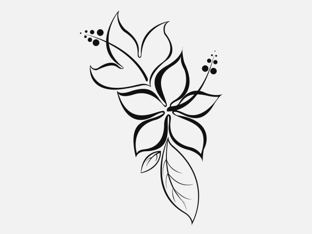 Simple Tattoo Design Easy To Draw