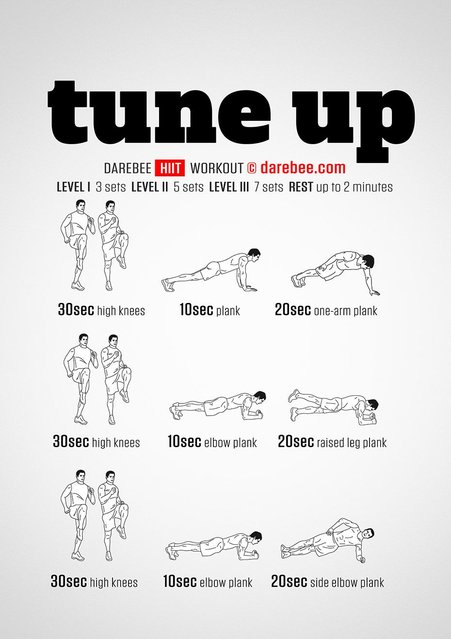 Tune-Up Workout